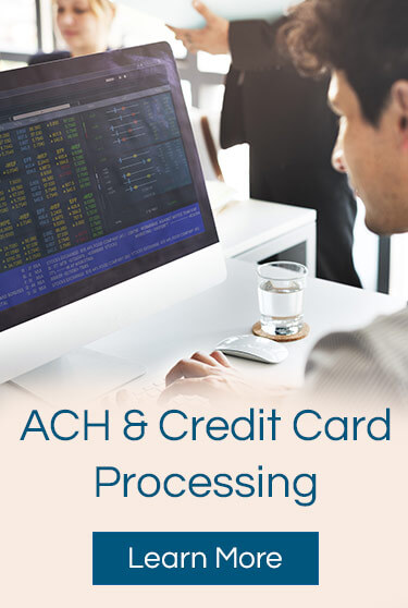ACH And Credit Card Processing
